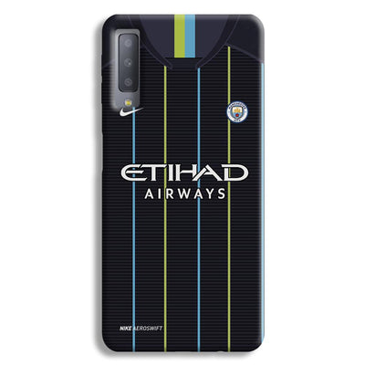 Manchester City Away Samsung Galaxy A7 Case