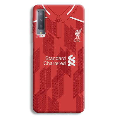 Liverpool Home Samsung Galaxy A7 Case