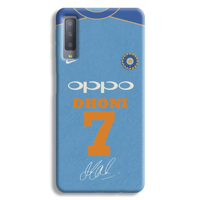 Dhoni Jersey Samsung Galaxy A7 Case