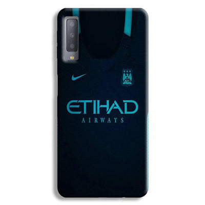 Manchester City Away Jersey Samsung Galaxy A7 Case