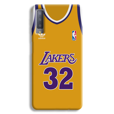 Lakers Samsung Galaxy A7 Case