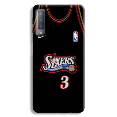 Sixers Samsung Galaxy A7 Case