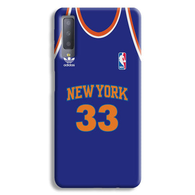 New york Samsung Galaxy A7 Case