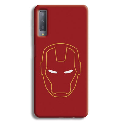 Iron Man Samsung Galaxy A7 Case