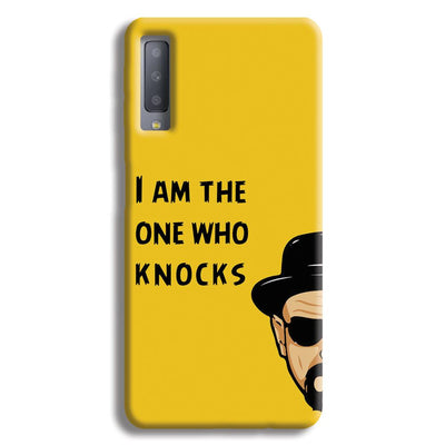 I Am The One Who Knocks Samsung Galaxy A7 Case