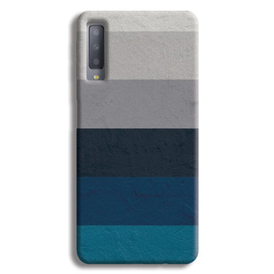 Greece Hues Samsung Galaxy A7 Case
