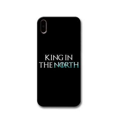 King in The NORTH Apple iPhone X Case