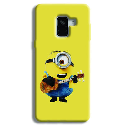 Minions Samsung Galaxy A8 Plus Case