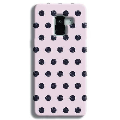 Dalmatian Pattern Samsung Galaxy A8 Plus Case