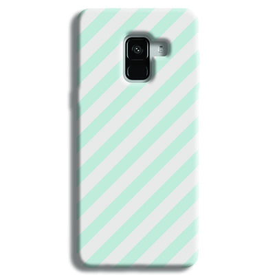 Stripe Pattern Samsung Galaxy A8 Plus Case