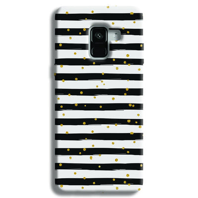 Bling Dot Samsung Galaxy A8 Plus Case