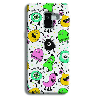 The Monsters Samsung Galaxy A8 Plus Case