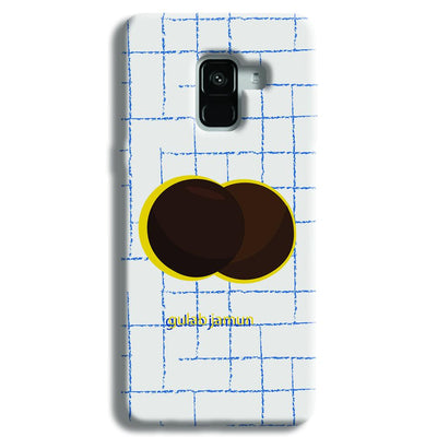 Gulab Jamun Samsung Galaxy A8 Plus Case