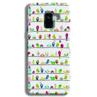 Birdies Samsung Galaxy A8 Plus Case