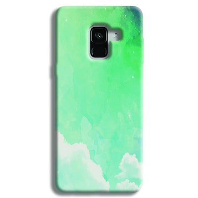 Blue Resonance  Samsung Galaxy A8 Plus Case