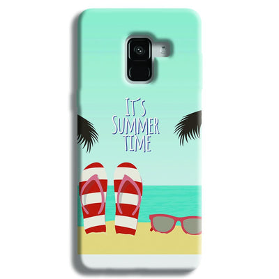 It's Summer Time Samsung Galaxy A8 Plus Case