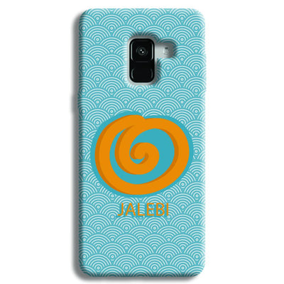 Jalebi Samsung Galaxy A8 Plus Case