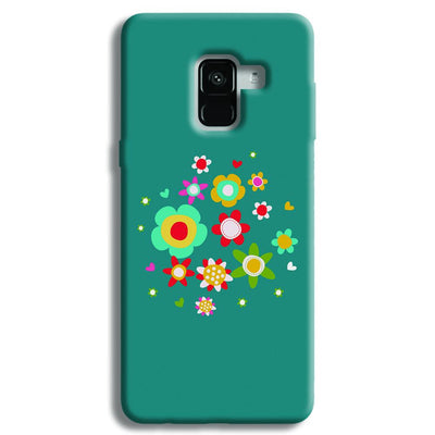 Blossom Samsung Galaxy A8 Plus Case