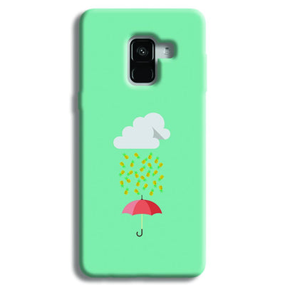 Pineapple Samsung Galaxy A8 Plus Case