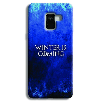 Winter is Coming Samsung Galaxy A8 Plus Case