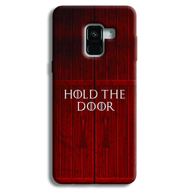 Hold The Door Samsung Galaxy A8 Plus Case