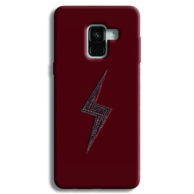 Harry Potter Samsung Galaxy A8 Plus Case