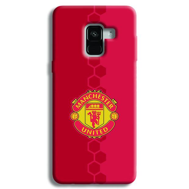 Manchester United Samsung Galaxy A8 Plus Case