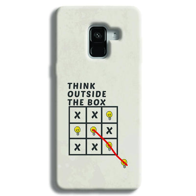 Think Outside the Box Samsung Galaxy A8 Plus Case