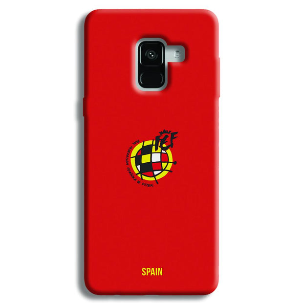 Spain Samsung Galaxy A8 Plus Case