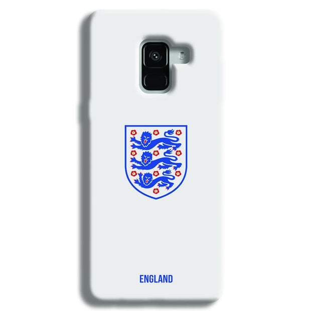 England Samsung Galaxy A8 Plus Case