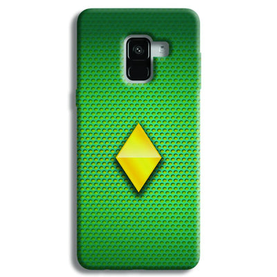 Vision Samsung Galaxy A8 Plus Case