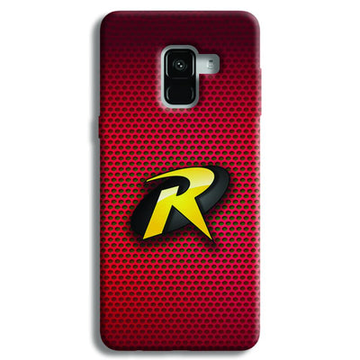 Robin Comix Samsung Galaxy A8 Plus Case