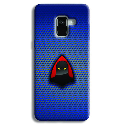 Space Ghost Samsung Galaxy A8 Plus Case