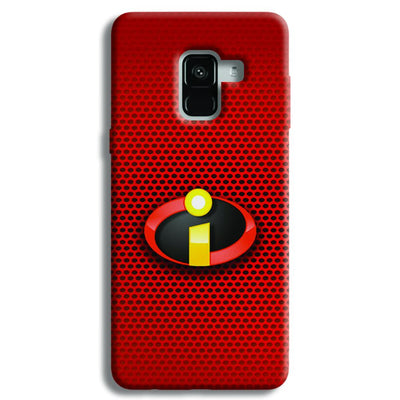 The Incredibles Samsung Galaxy A8 Plus Case