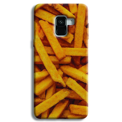 French Fries Samsung Galaxy A8 Plus Case