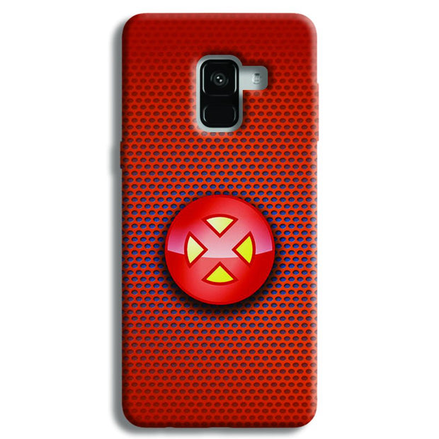 X Man Samsung Galaxy A8 Plus Case