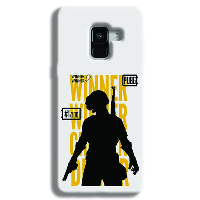 Pubg Winner Winner Samsung Galaxy A8 Plus Case