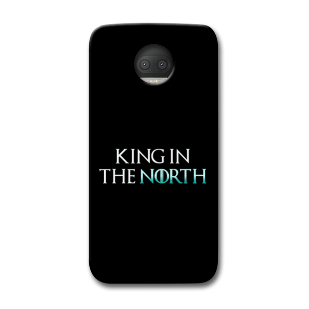 King in The NORTH Moto G5s Plus Case