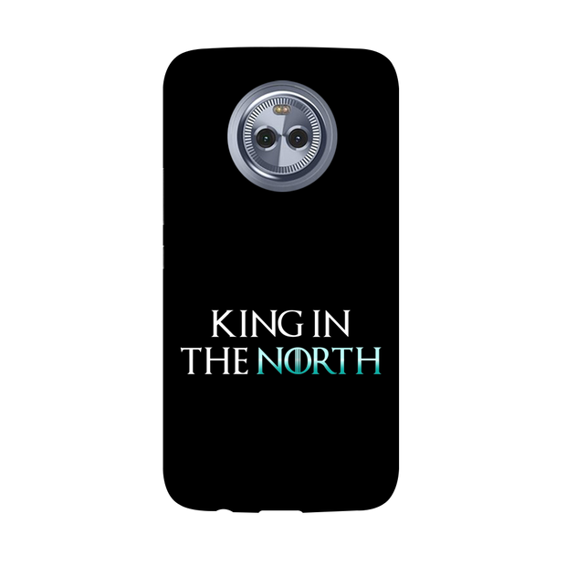 King in The NORTH Moto X4 Case