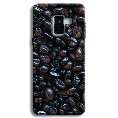 Coffee Beans Samsung Galaxy A8 Plus Case