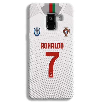 Portugal Away Samsung Galaxy A8 Plus Case