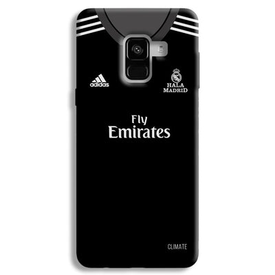 Real Madrid Away Samsung Galaxy A8 Plus Case