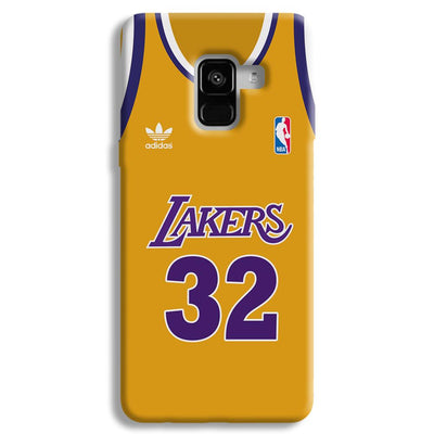 Lakers Samsung Galaxy A8 Plus Case