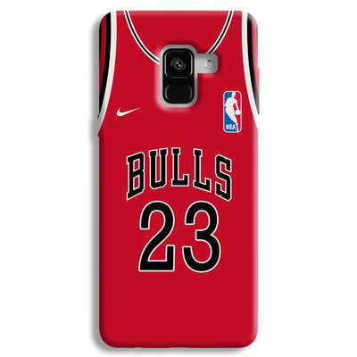 Bulls Samsung Galaxy A8 Plus Case