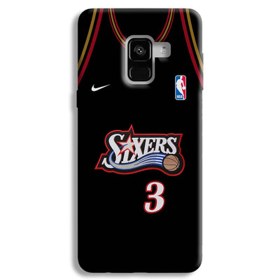Sixers Samsung Galaxy A8 Plus Case