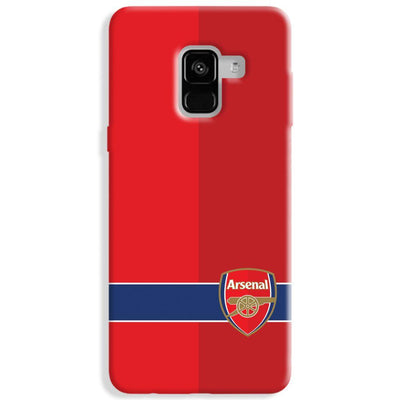 Arsenal Forever Samsung Galaxy A8 Plus Case