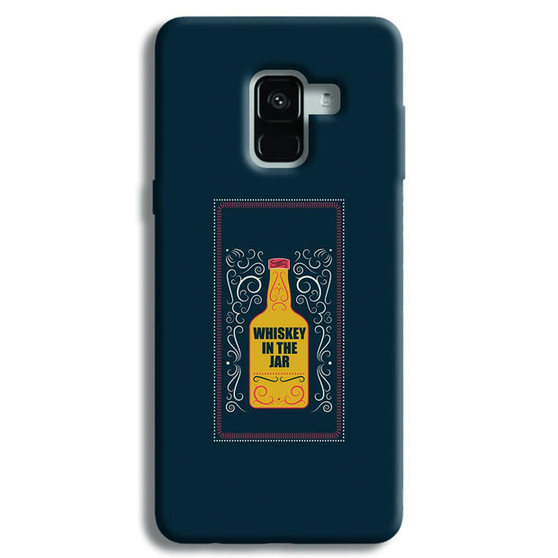 Whiskey In The Jar   Samsung Galaxy A8 Plus Case