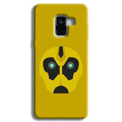 Bumblebee Samsung Galaxy A8 Plus Case