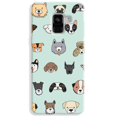 Animal Lover Samsung Galaxy A8 Plus Case