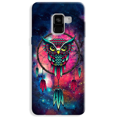 Owl Dreamcatcher Samsung Galaxy A8 Plus Case